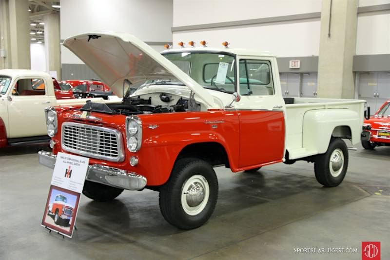 1960 International (IHC) B Pickup 4x4