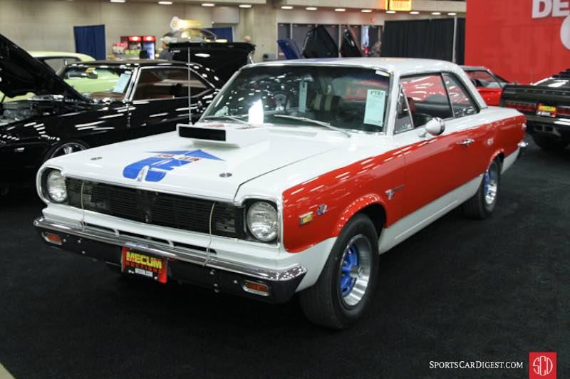 1969 American Motors SC/Rambler Hurst 2-Dr. Hardtop