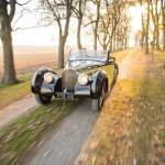 Bugatti Type 57S Cabriolet Offered Publicly for First Time