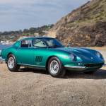 Sports Car Offerings at Gooding Scottsdale