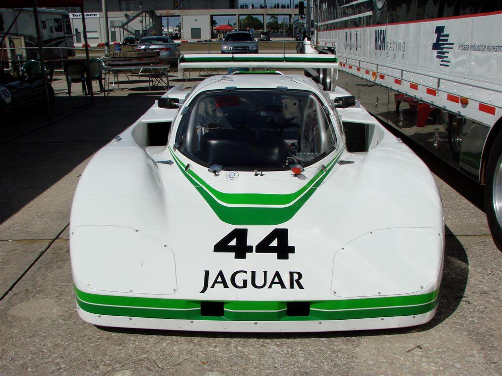 HSR Sebring Challenge Jaguar XJR-5 Group 44