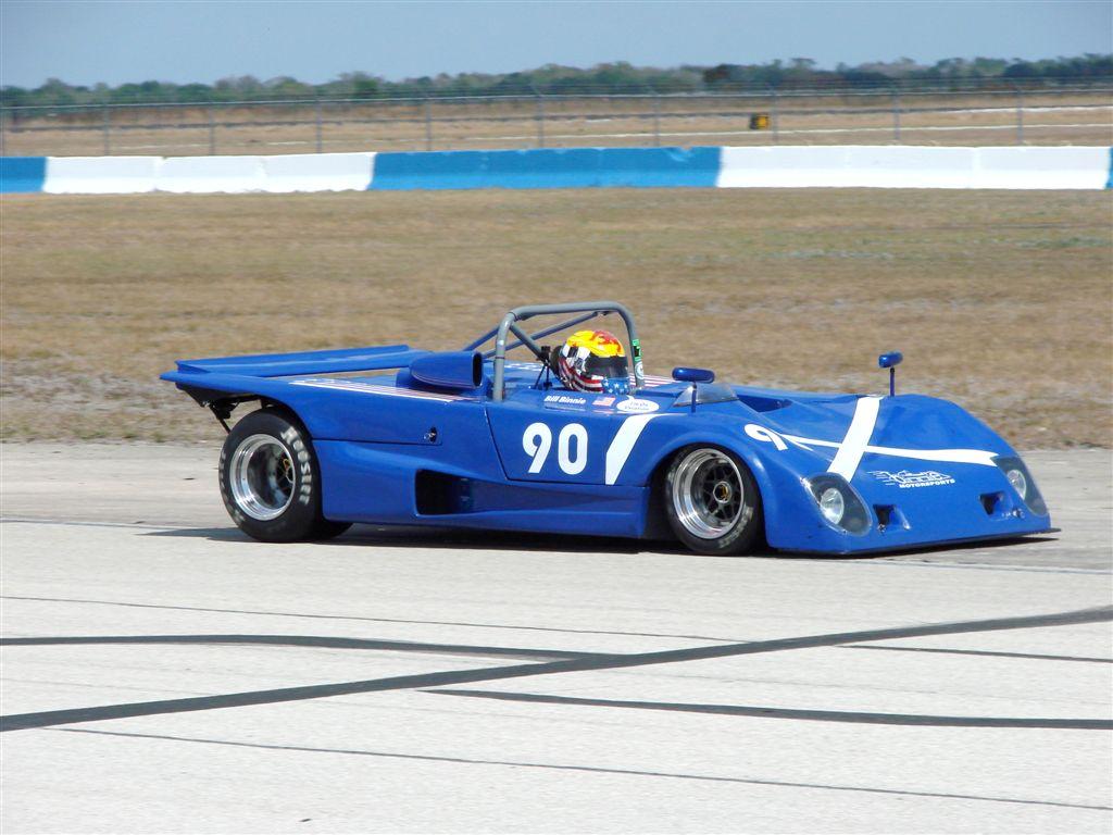 HSR Sebring Challenge Lola T290