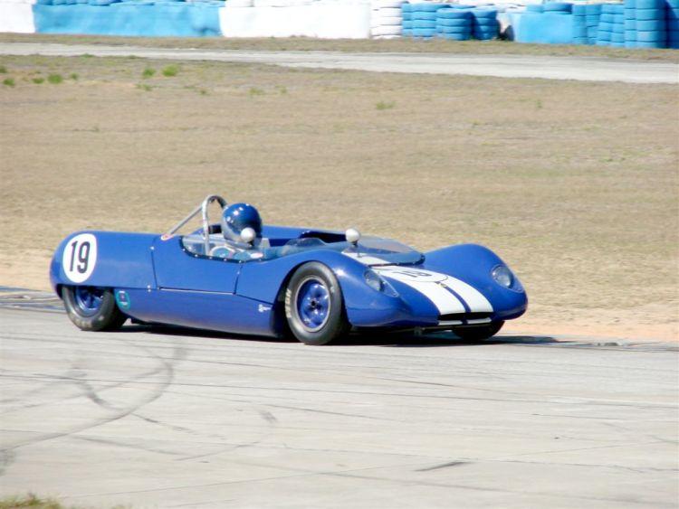 HSR Sebring Challenge Lotus 23B