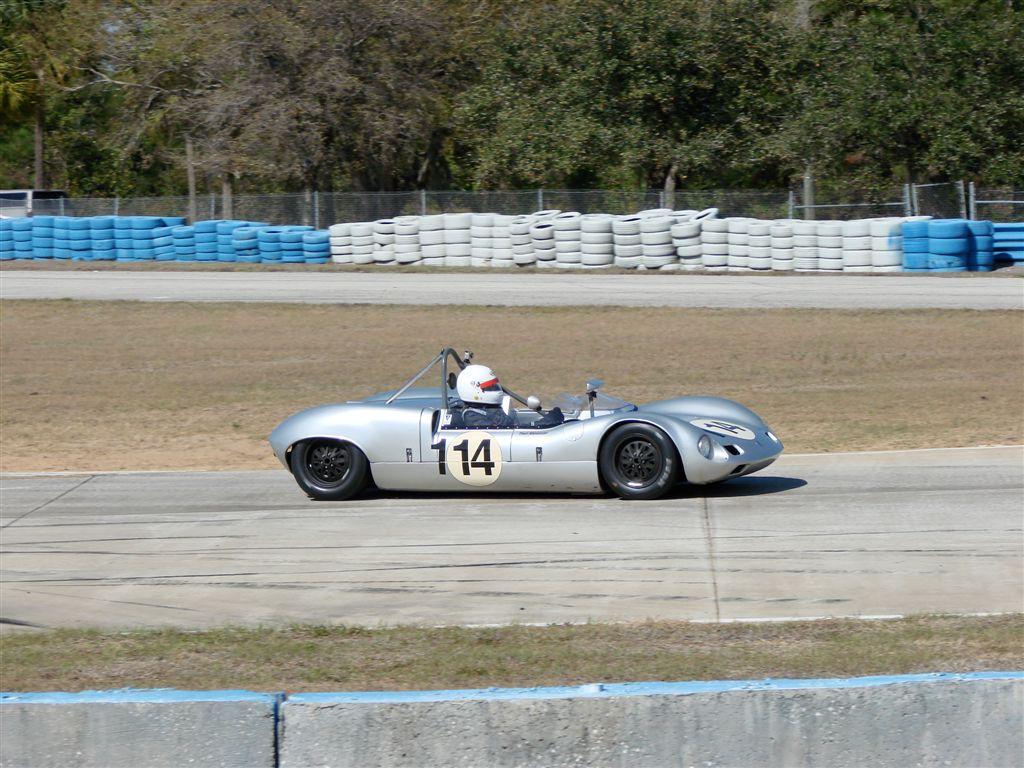 HSR Sebring Challenge Lotus