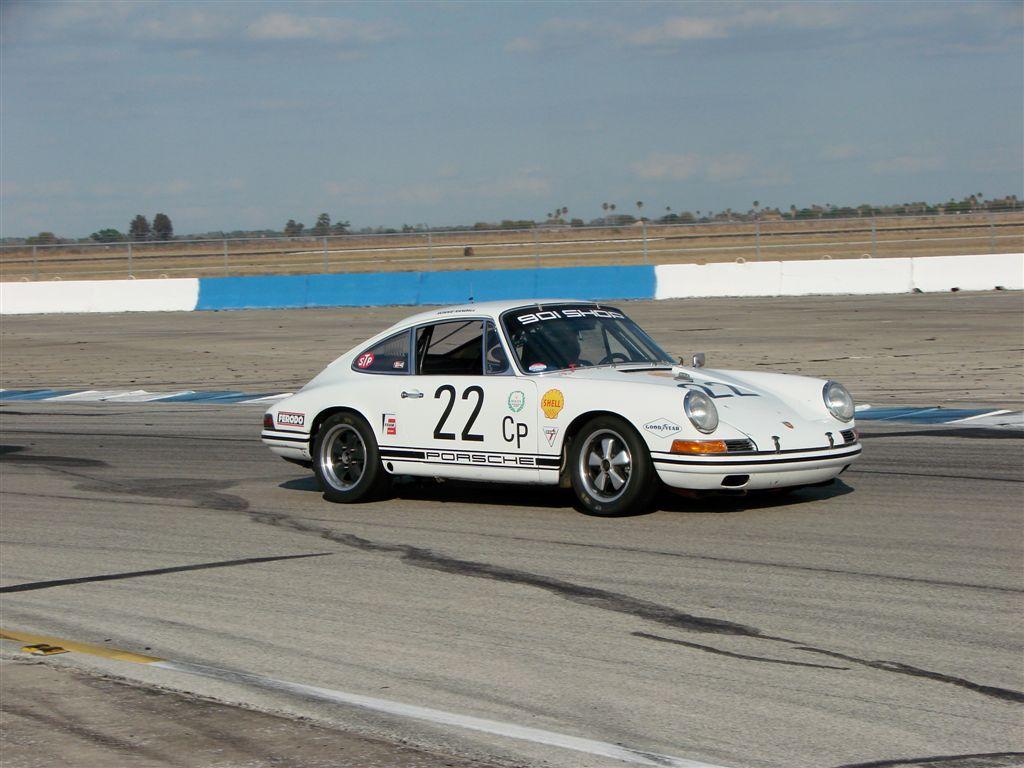 HSR Sebring Challenge Porsche 911 R