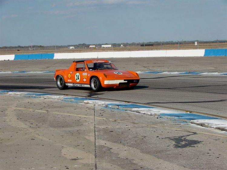 HSR Sebring Challenge Porsche 914 GT
