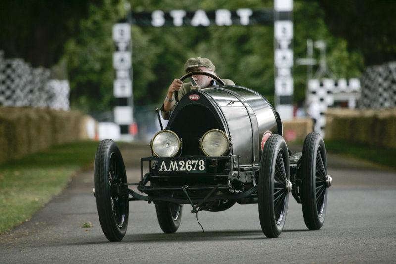 Bugatti Type 16