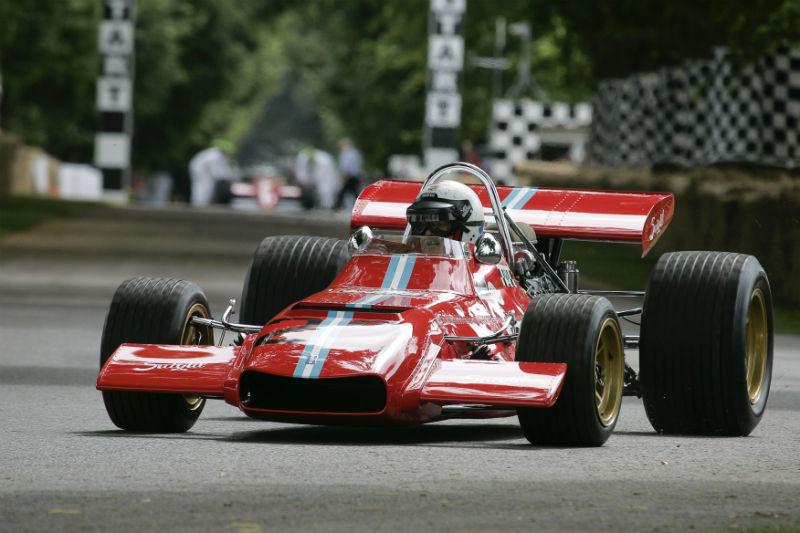De Tomaso 505 Cosworth F1