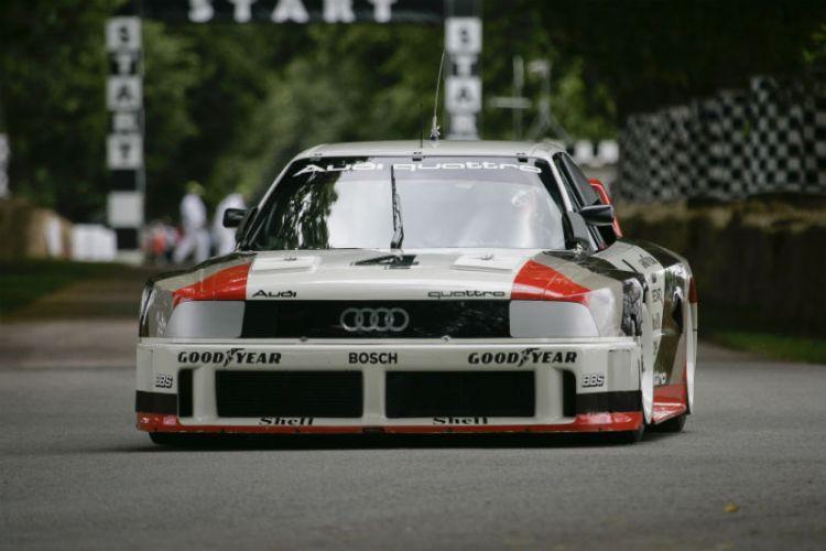 Audi Quattro IMSA