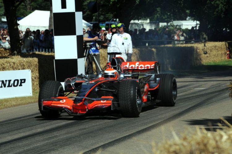 McLaren - Mercedes MP4/23