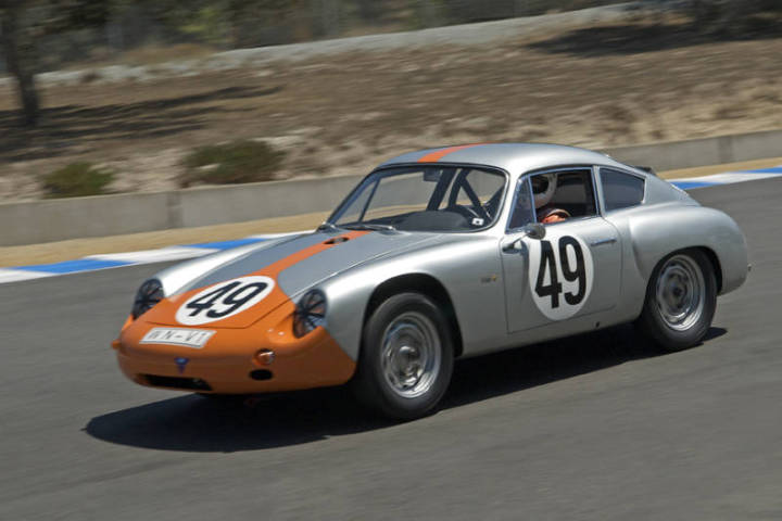 1960 Porsche Abarth - Ranson Webster