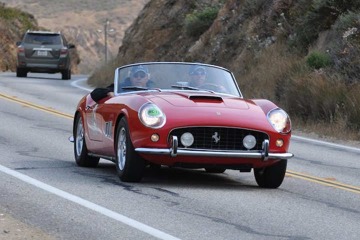 1963 Ferrari 250 GT SWB California Spyder
