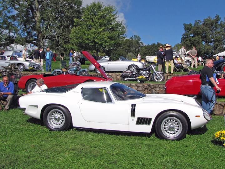 1968 Bizzarrini Strada 5300 GT