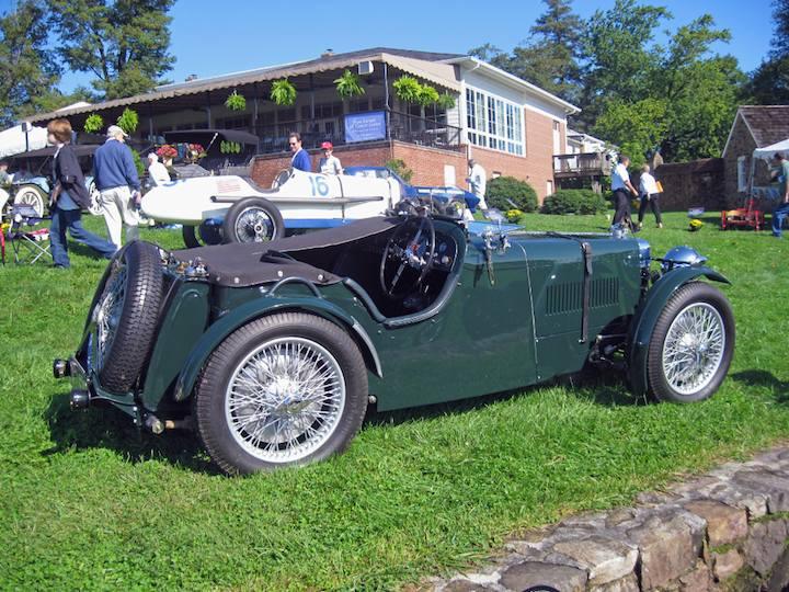 1935 MG K3 Magnette