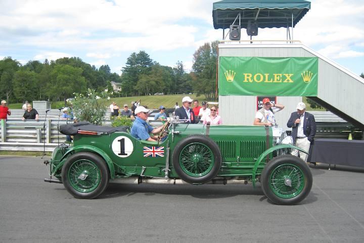 1929 Bentley 6.5-Litre - Roger Noble