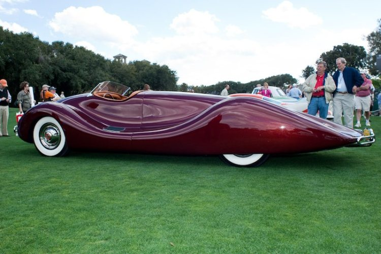 1948 Norman Timbs Special - Gary and Diane Cerveny