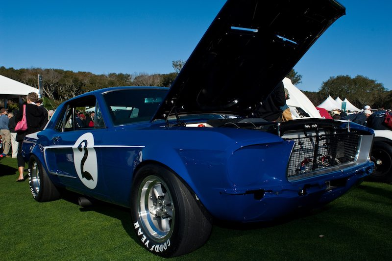1968 Ford Mustang Trans-Am - 3 Dog Garage