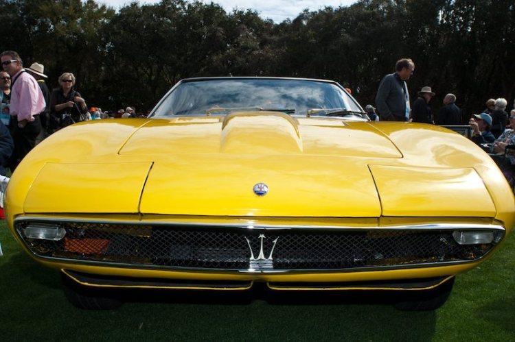 1967 Maserati Ghibli - Vintage Exotics Collection