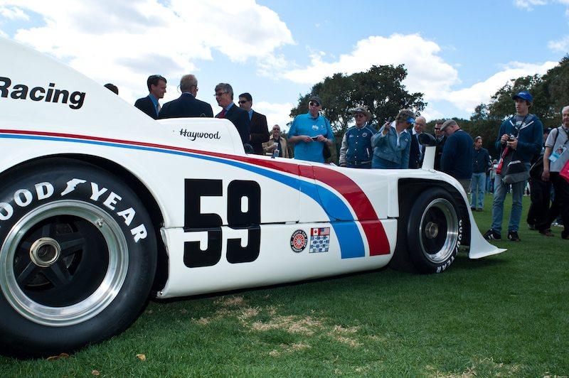 1972 Porsche 917-10 - Dano Davis, Brumos Collection