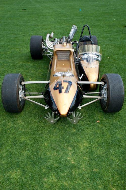 Smokey Yunick Hurst Floor Shift Special - Indianapolis Motor Speedway