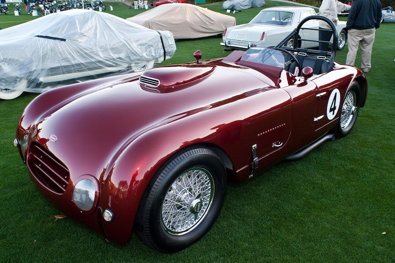 1953 Allard JX2 Cadillac Le Mans - Munder Automotive Collection