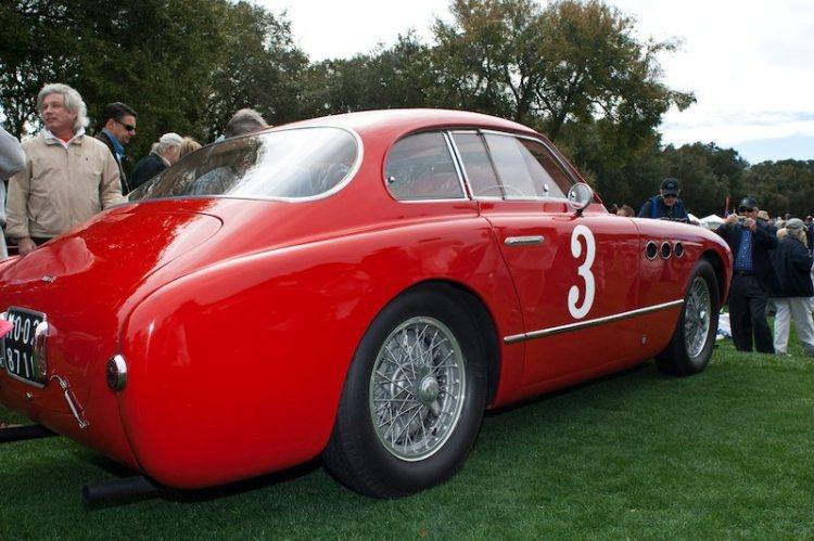 1952 Ferrari 225S - Tom Shaughnessy