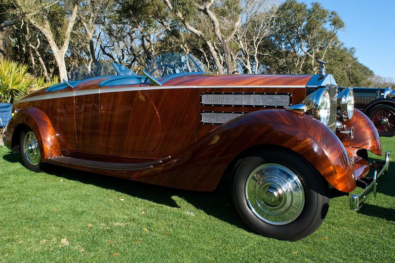 1938 Rolls-Royce Wraith - North Collection