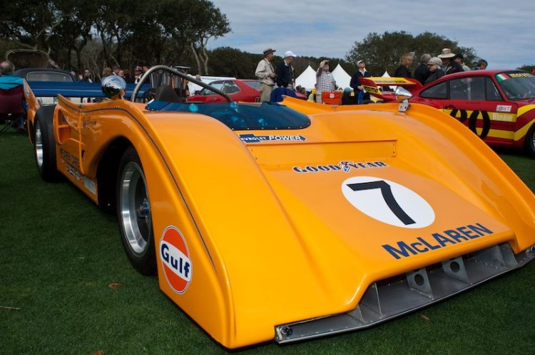 1971 McLaren M8F - Scott and Fran Hughes, Hughes Motorsports Collection