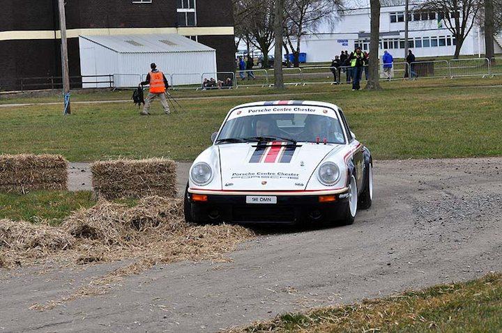 Porsche 911 SC - Adrian Kermode