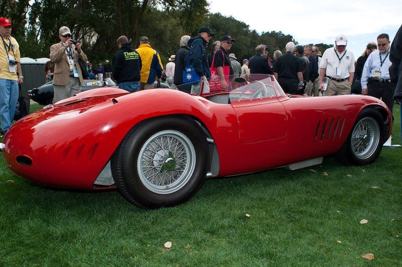 1956 Maserati 300S - Simeone Foundation