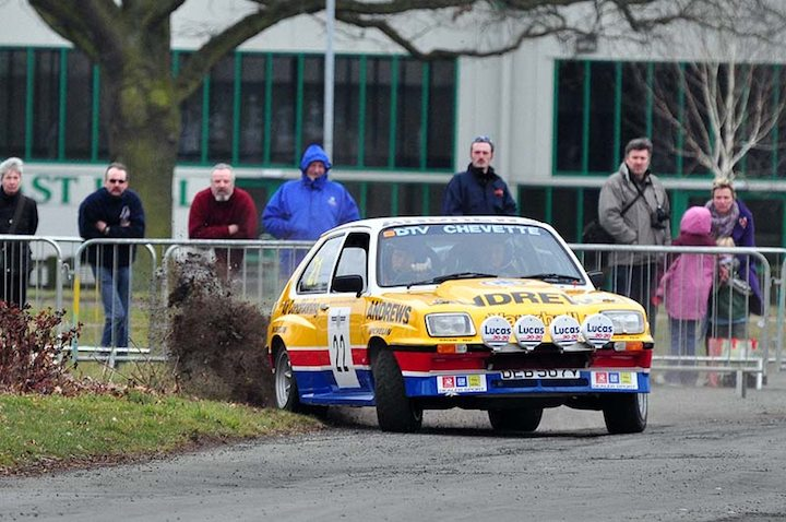 Vauxhall Chevette HS2300, ex-Russell Brookes