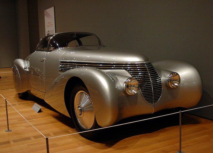 1937 Hispano-Suiza H-6C