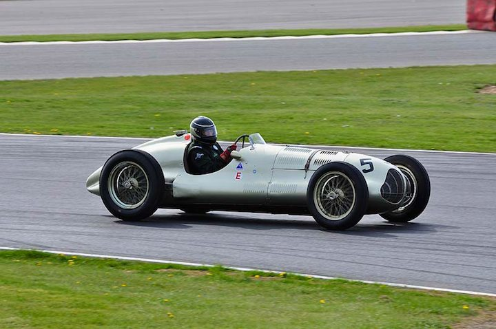 ERA E-Type 1938 of Duncan Ricketts