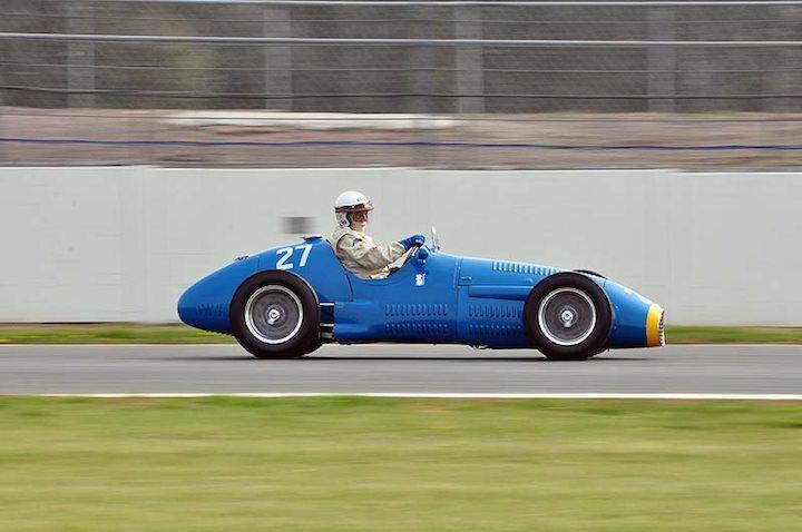 Maserati A6 GCM 1953 of David Bennett