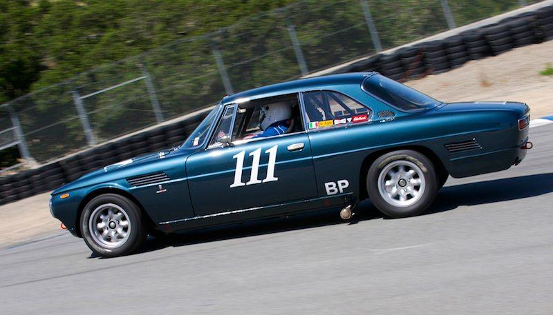 Pete Whitehead's 1964 Iso Rivolta GT.