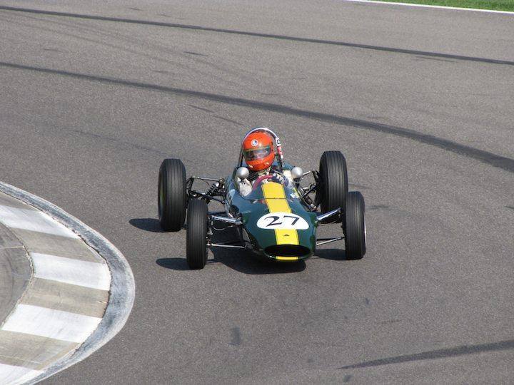 Lotus 27 - James King