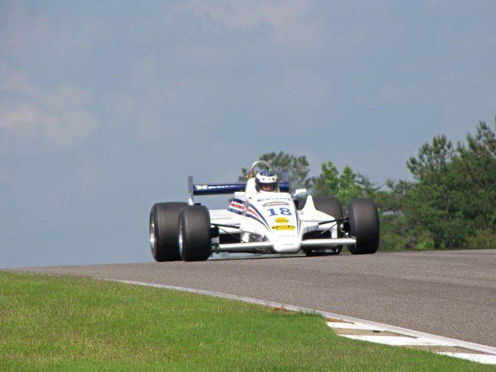 Historic Grand Prix winner - March 821-011 of Chris Bender
