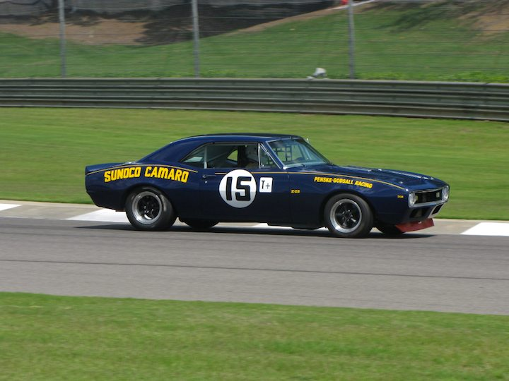 Sunoco Chevrolet Camaro - Patrick Ryan