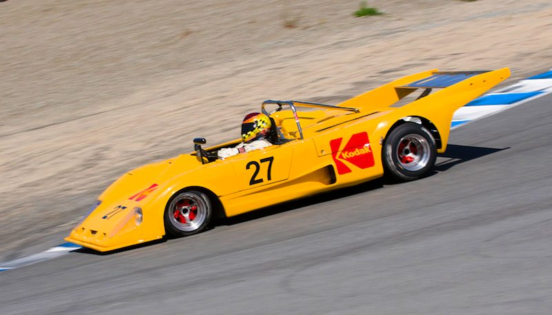 Keith Frieser's 1972 Lola T212.