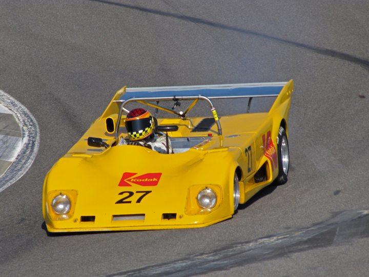 Lola T290 - Keith Frieser