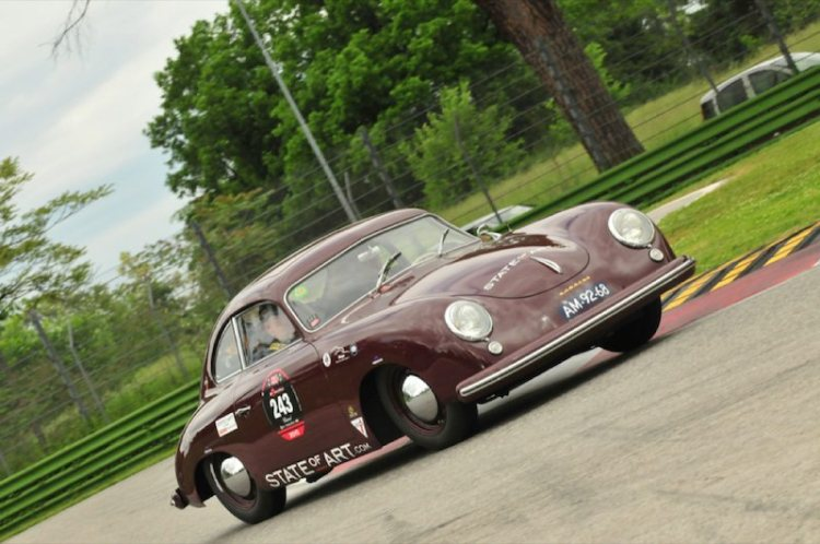 1953 Porsche 356 Pre-A Coupe 1500S