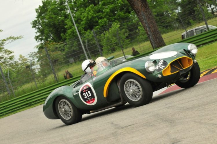 1953 Aston Martin DB3 S