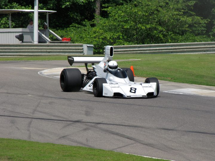 Brabham BT-44 - Dan Marvin