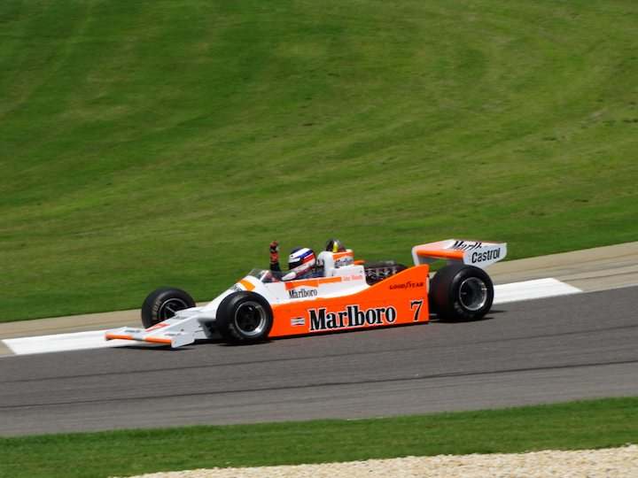 McLaren M28 - Nick Longhi