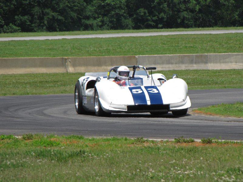 McKee Mk 7 - Louis Casazza