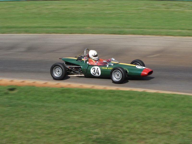 Lotus 51c - William Bartlett