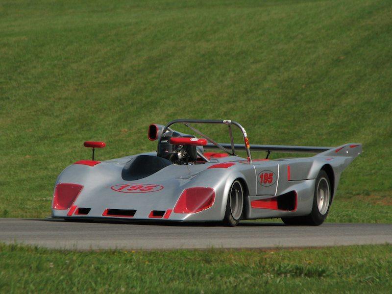 Lola T296 - Lee Brahin