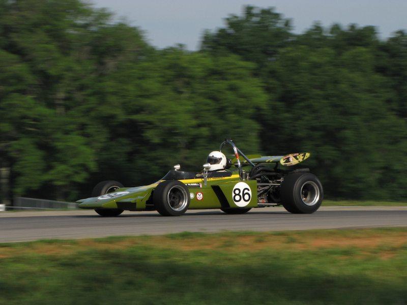 1971 GRD 272 (F/2) - Michael Snowdon