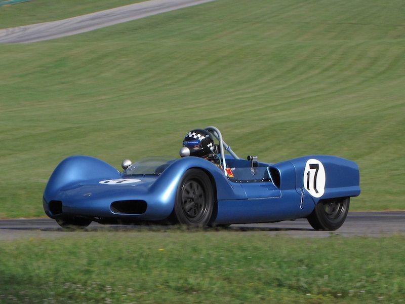 Elva Mk VI - Tom Thinesen