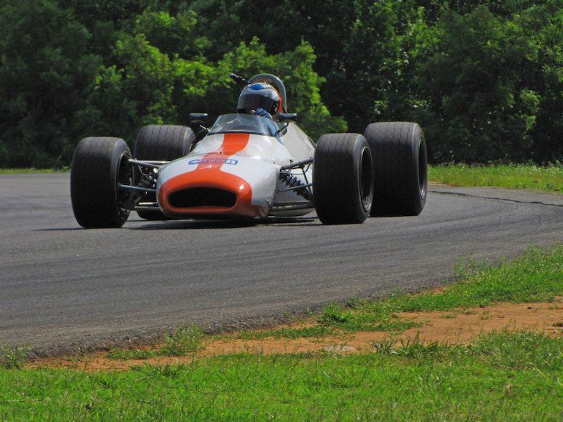 Brabham BT29 - Dave Handy